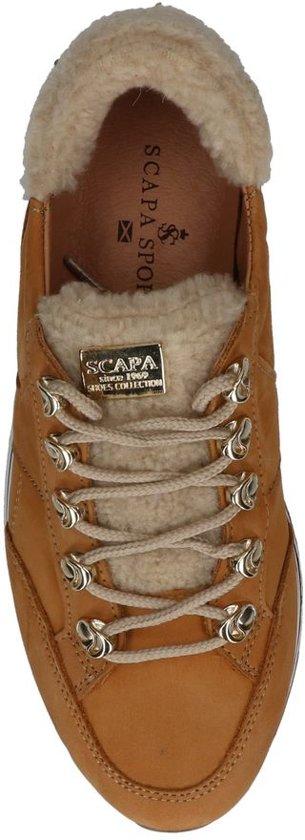 Sneakers Geklede Naturel Scapa Scapa Sneakers Naturel Geklede Naturel Scapa WnxtPaFxI