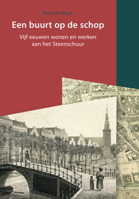 Boek cover Bodemschatten en bouwgeheimen 6 - Een buurt op de schop van Anne De Hingh (Paperback)