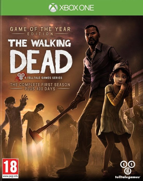 Walking Dead - Game Of The Year Edition kopen