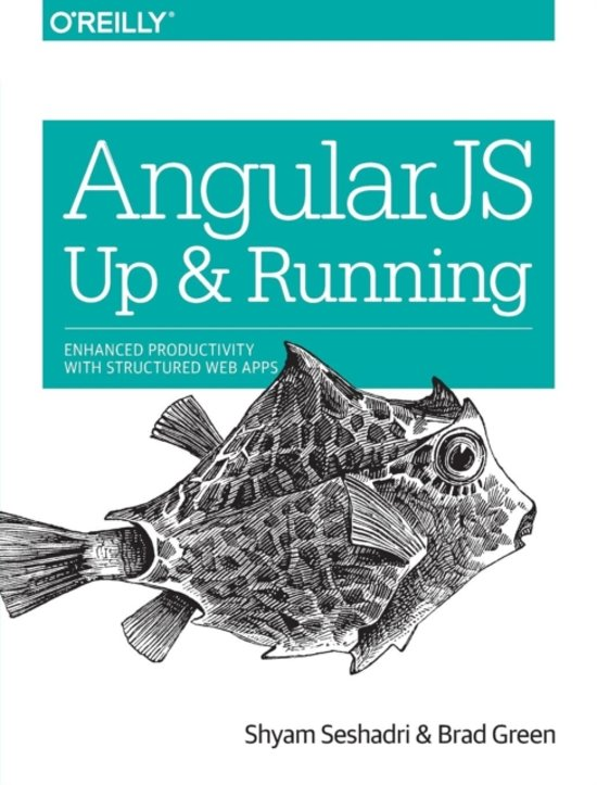 AngularJS - Up and Running 2e