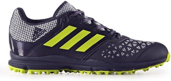 adidas Zone Dox Hockeyschoenen - Outdoor schoenen  - blauw donker - 46 2/3