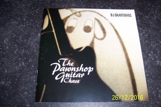 Pawnshop Guitar Chase