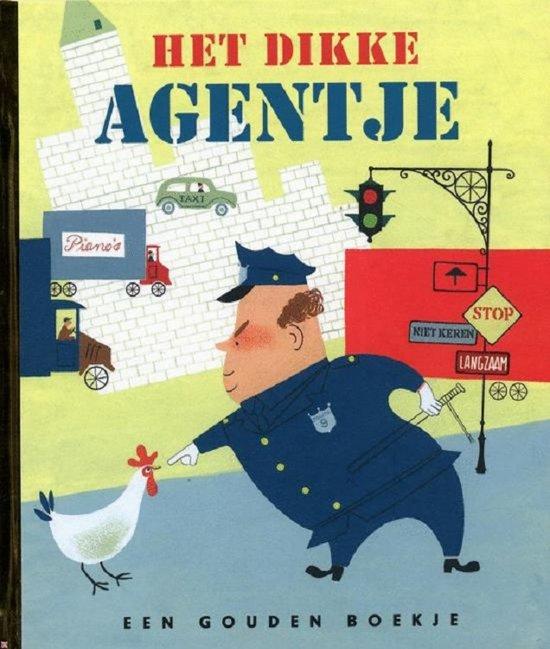 Gouden Boekjes - Het dikke agentje