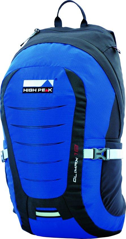 High Peak Climax 18 - Rugzak - 18 Liter - Blauw