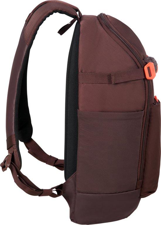 Hexa Rugzak packs Day Backpack Met Samsonite Laptop S Aubergine Laptopvak qtHaaxd