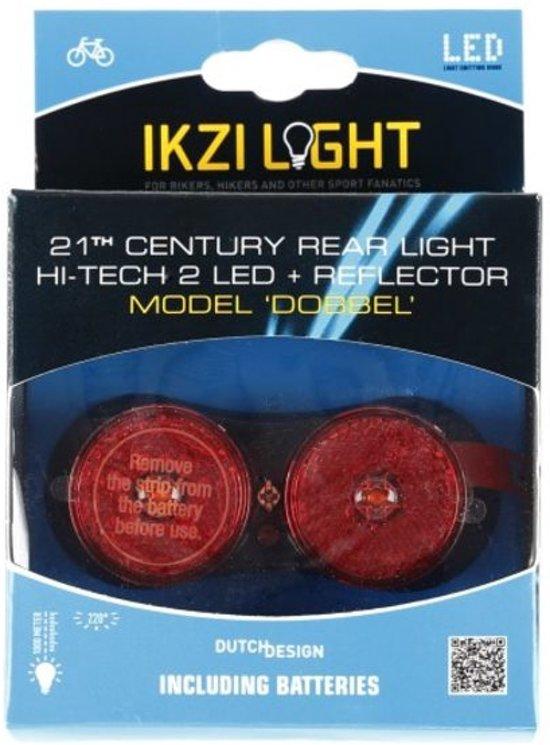 IKZI refl/a licht Dobbel