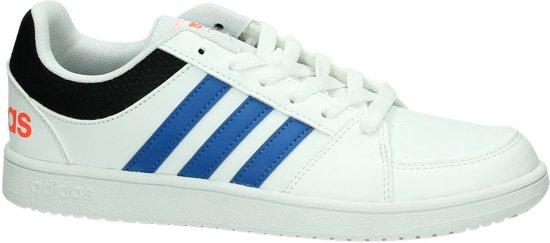 Adidas Vs Hoops K Sneaker laag sportief Jongens Maat 39 Wit Ftwr WhiteBlueC Black