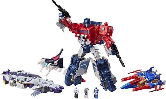 Transformers: Generations Siege on Cybertron 5-figuren pakket - Actiefiguren