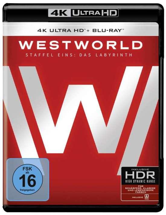 Westworld Staffel 1: Das Labyrinth (Ultra HD Blu-ray & Blu-ray)