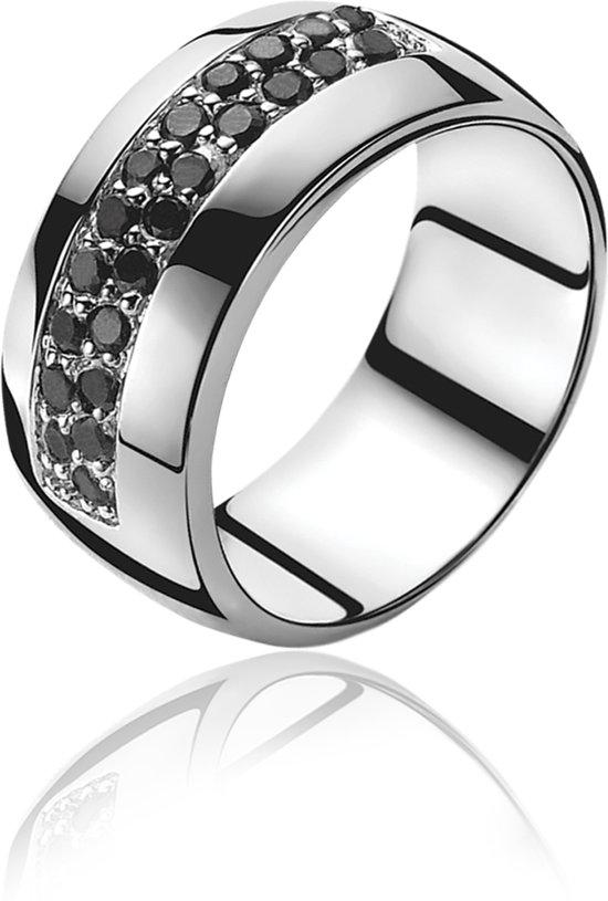 Zinzi - Zilveren Ring - Maat 60  ZIR551Z60