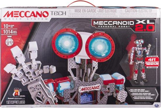 Meccano Meccanoid 2.0 XL - Robot
