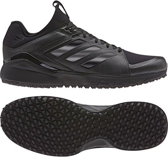 Adidas Lux 1.9S Hockeyschoenen Outdoor schoenen zwart 44 23