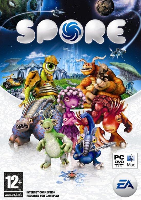 Spore - Classics Edition - Windows/MAC