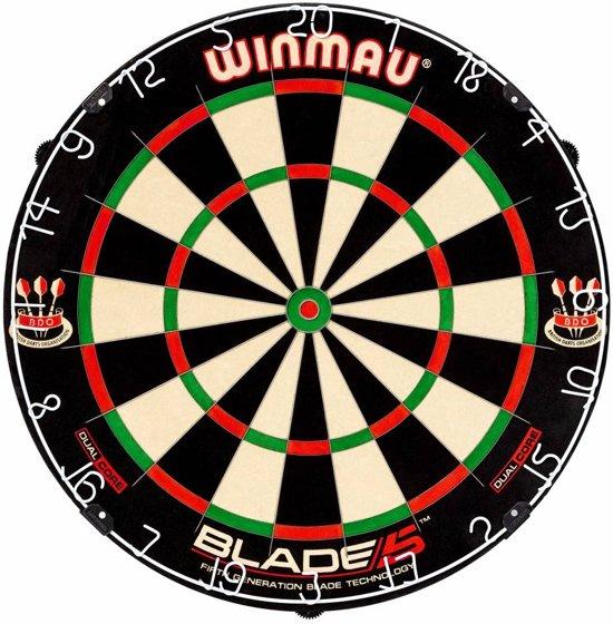 Winmau Blade 5 Dual Core Professioneel Dartbord