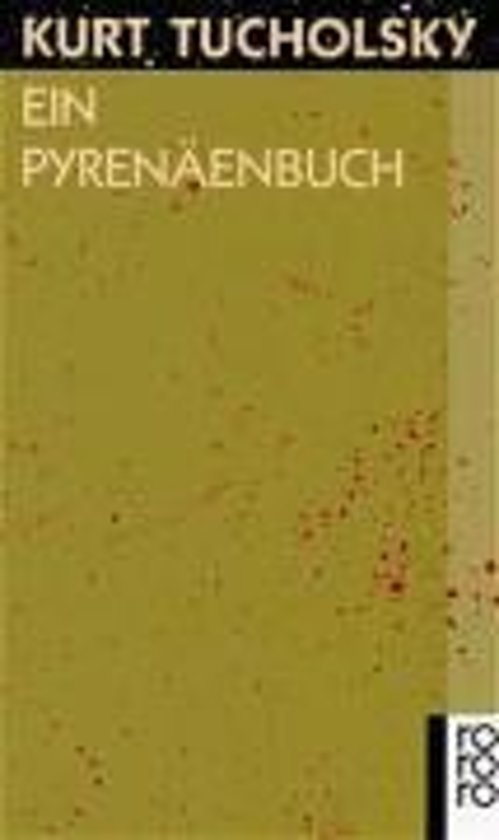Ein Pyrenaenbuch