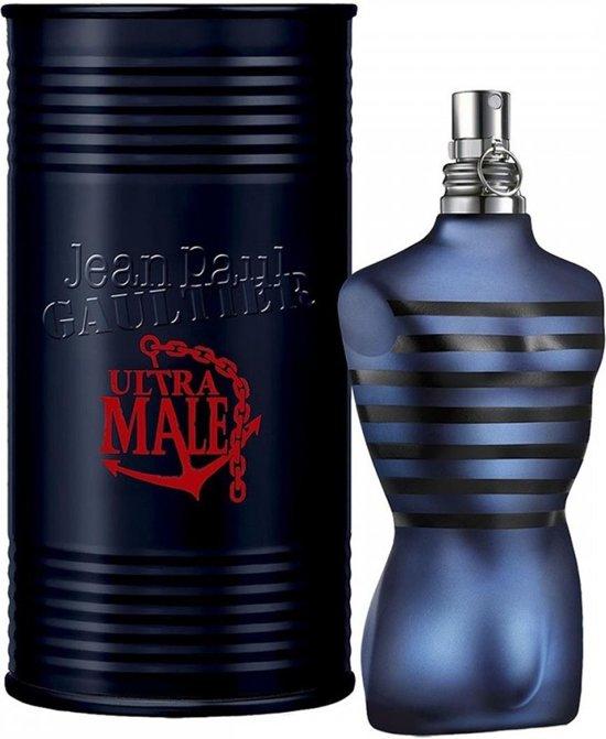 Jean Paul Gaultier - Eau de toilette - Ultra Male - 200 ml