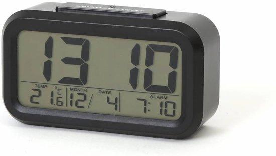 Omega digitale wekker - alarmklok - incusief temperatuur meter