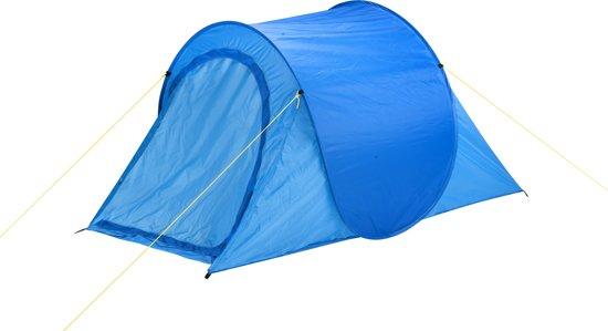 Lichtgewicht Pop up tent - Festival / C&ing tent - 2 persoons - 225 x 130  sc 1 st  Bol.com & bol.com   Lichtgewicht Pop up tent - Festival / Camping tent - 2 ...