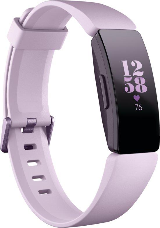 Fitbit Inspire HR - Activity tracker - Lila