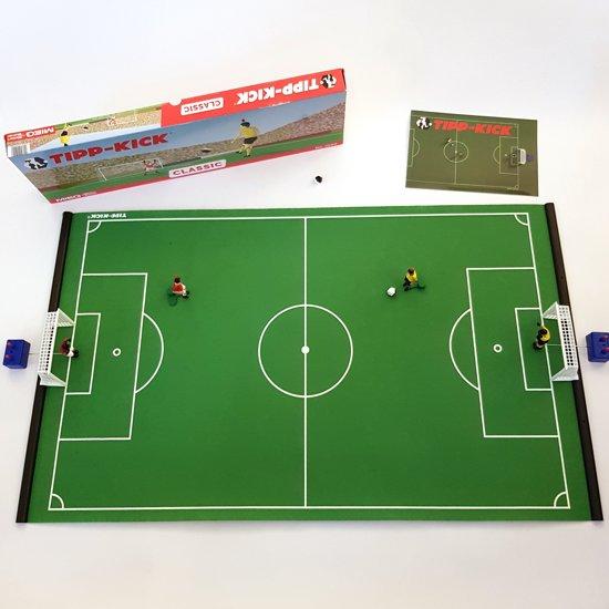 TIPP KICK vinger voetbal spel - Het alternatief voor een voetbaltafel!