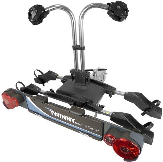 Twinny Load Fietsendrager e-Carrier voor 2 Fietsen, 13-polig, model 627913054