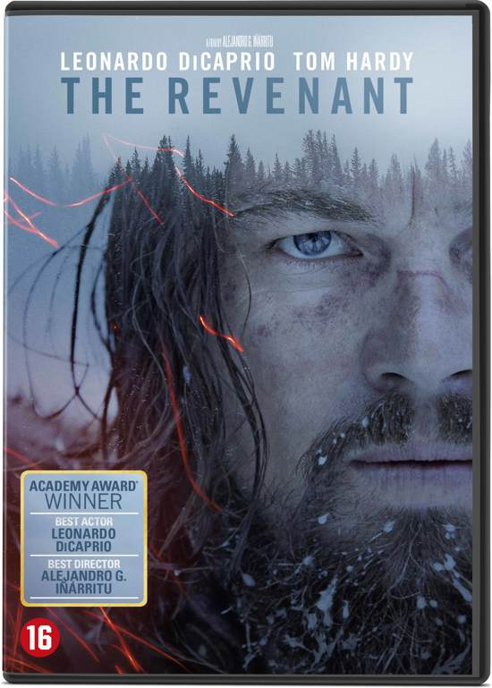 DVD cover van The Revenant