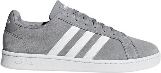 Grey Adidas Veloursleer Maat Sneakers 43 Laag Performance tS7rqwSC