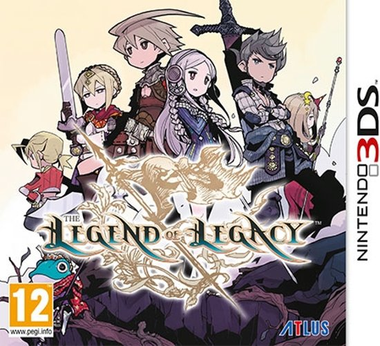 The Legend Of Legacy - 2DS + 3DS kopen