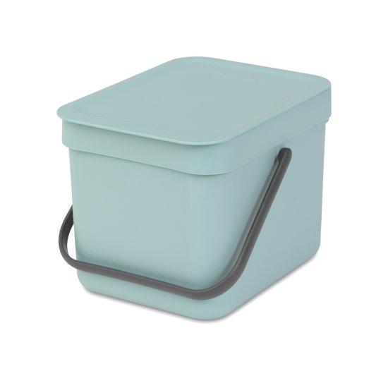 Brabantia Sort & Go 6 Liter Mint