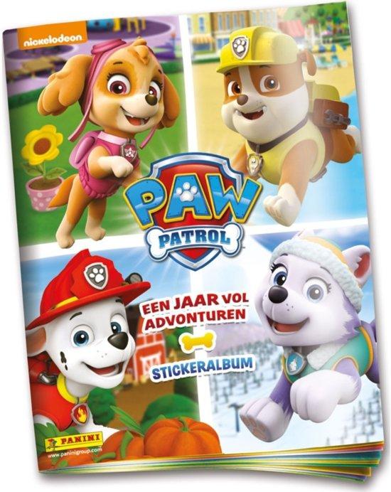 Afbeelding van het spel Panini starterpack Paw Patrol album en 6 zakjes