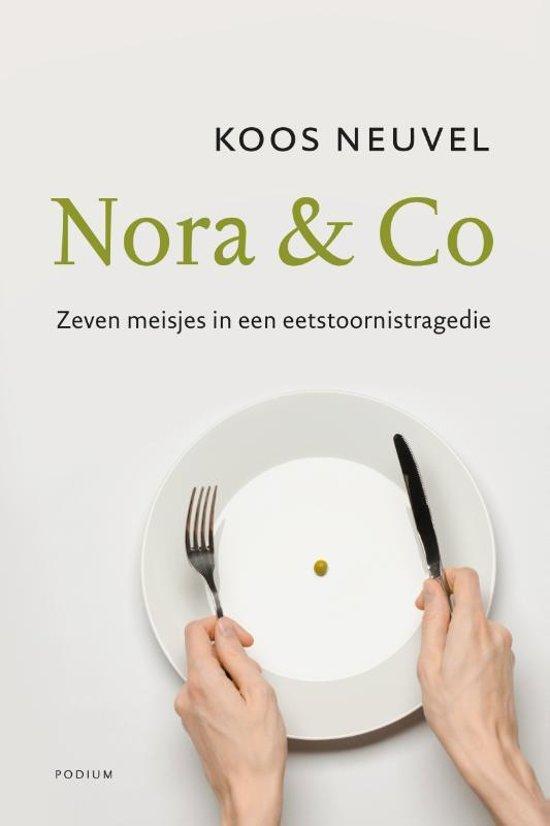 Boek cover Nora & Co van Koos Neuvel (Paperback)