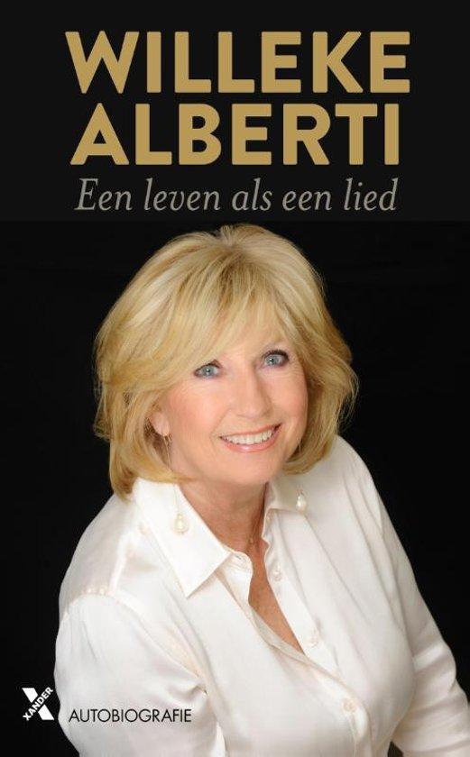 Willeke Alberti - Voorkant
