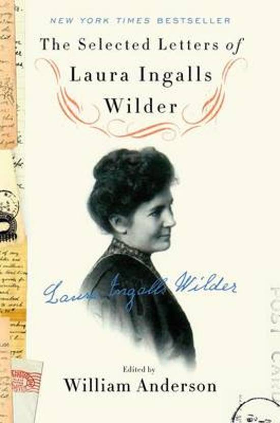 Bol The Selected Letters Of Laura Ingalls Wilder Ebook