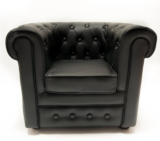 Kinder Chesterfield Fauteuil.Bol Com Baby Chesterfield