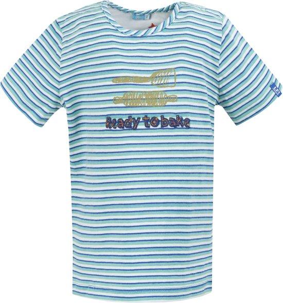 Lief!  Jongens T-shirt - Multicolor - Maat 116