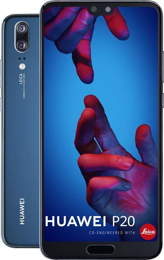 Huawei P20 - 128GB - Dual Sim - Blauw