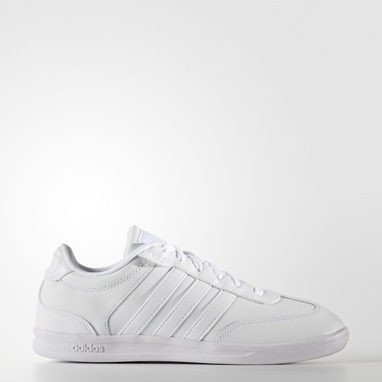 adidas neo sneakers wit