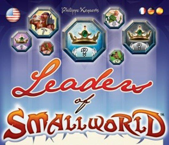 Small World Uitbreiding Leaders of Small World - Bordspel