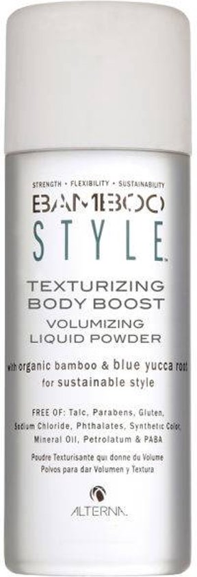Alterna Bamboo Style Texturizing Body Boost Volumizing Liquid Powder