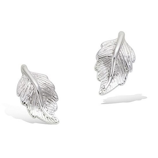 Earrings Feather