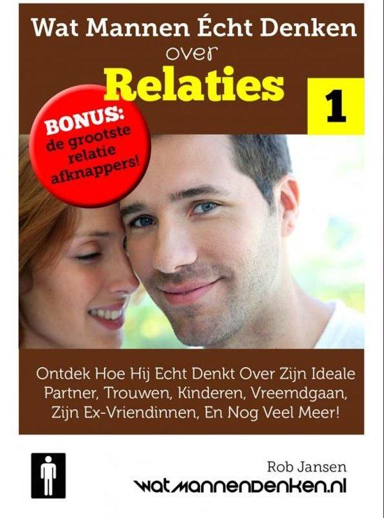 Wat Mannen Écht Denken over Relaties