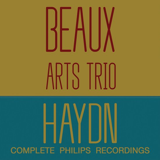 Haydn: Complete Piano Trios (Limited Edition)