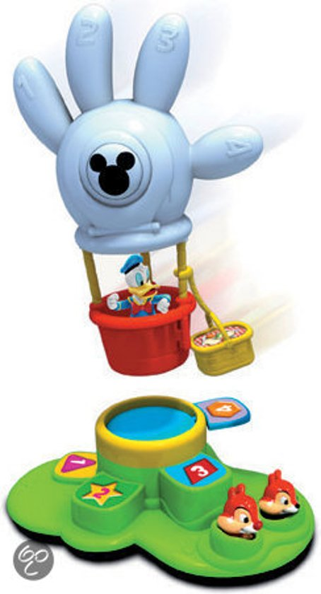 Mickey Mouse Luchtballon