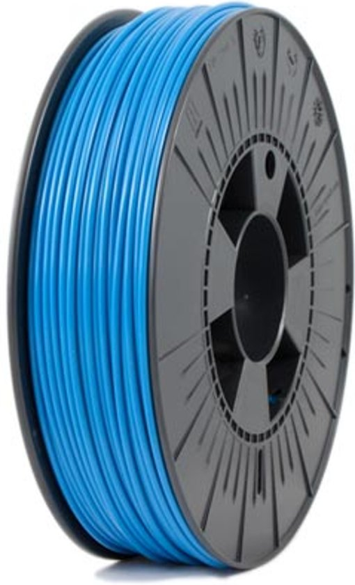 2.85 mm  PLA-FILAMENT - LICHTBLAUW - 750 g