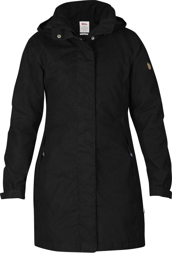 Jacket Dames Maat Una S Fjallraven Winterjas Zwart AW7gxaxnP