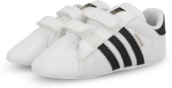 Unisex Schoenen S79916 Superstar Maat Witzwart Crib Sneakers Adidas Xnx8HZB