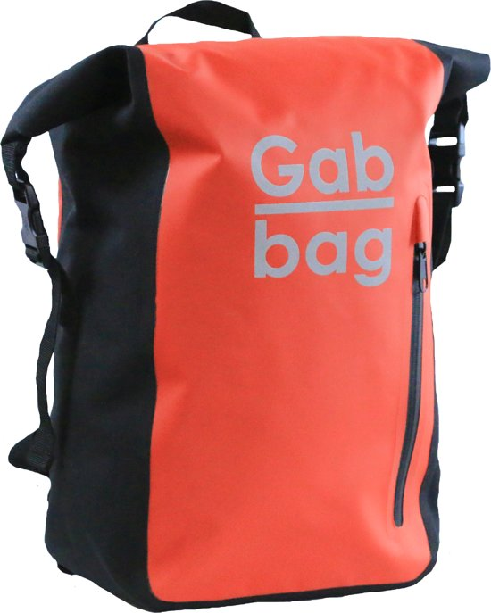 Gabbag Reflective 25L Rood