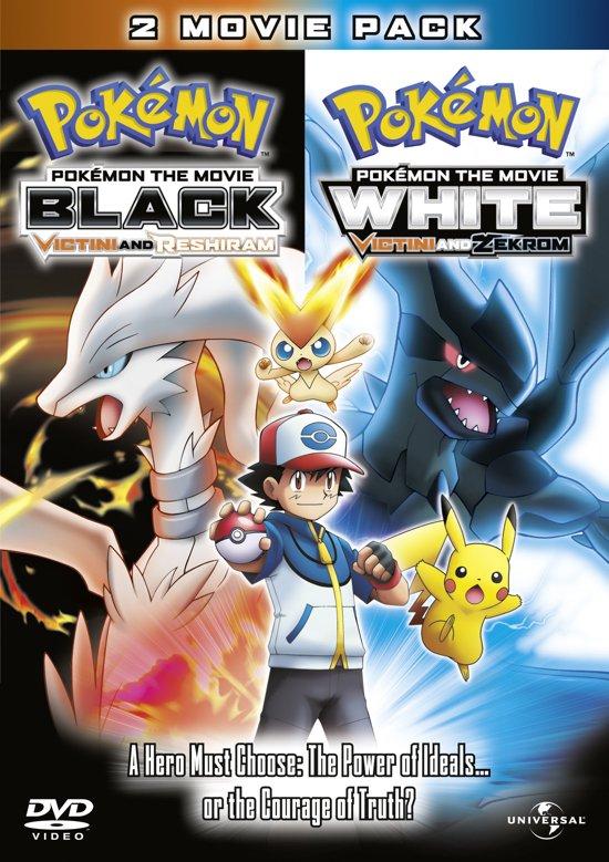 Cover van de film 'Pokemon: Black & White'