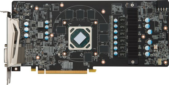 MSI Radeon RX 580 Armor 8G OC