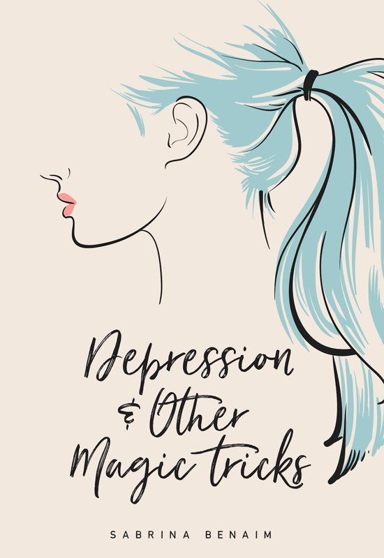 Boek cover Depression & Other Magic Tricks van Sabrina Benaim (Onbekend)